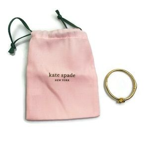 Kate Spade | Gold Knot Bracelet Jewelry Excellent